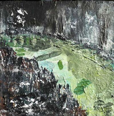 Rose Strang, 'Rockpool II, North Beach (Isle of Iona)', 2018