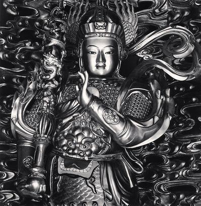 Michael Kenna, 'Golden Buddha, Lama Temple, Beijing, China', 2016