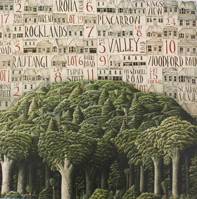 Mark Wooller, 'Mount Eden', 2020