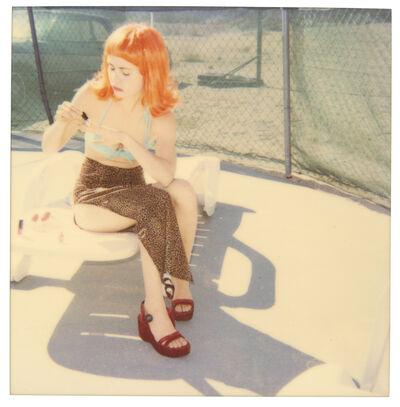 Stefanie Schneider, 'Radha doing her Nails II', 1999
