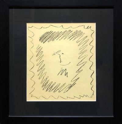 Pablo Picasso, 'Bacchanale I, Couverture Mourlot III', 1956