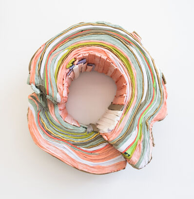 Tamara Kostianovsky, 'Hollow Slice', 2018
