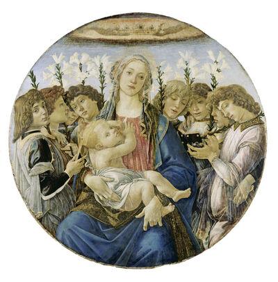 Sandro Botticelli, 'Tondo Raczynski', 1477