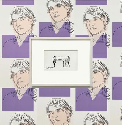 Andy Warhol, 'Sewing Machine', 1952