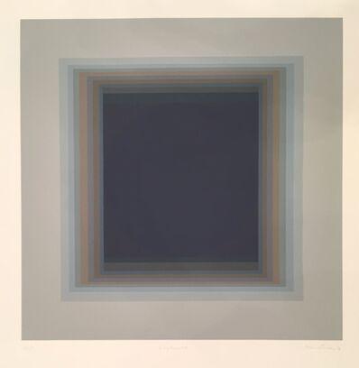 Paul Feiler, 'Adytum SVI', 1978