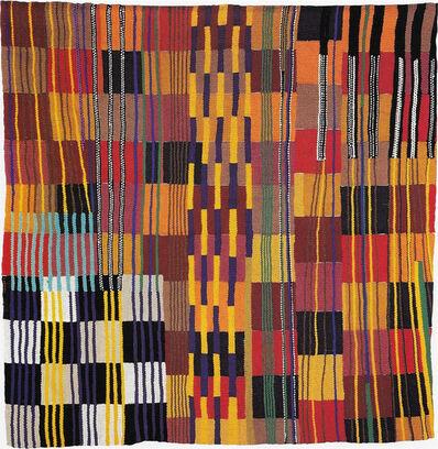 TERESA LANCETA, 'Tejida abstracción (cuadrados)', 2000