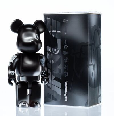 BE@RBRICK X UNKLE, 'Daydreaming With... 400%', 2015