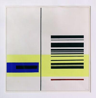Jean Gorin, 'Composition Plastique', 1964