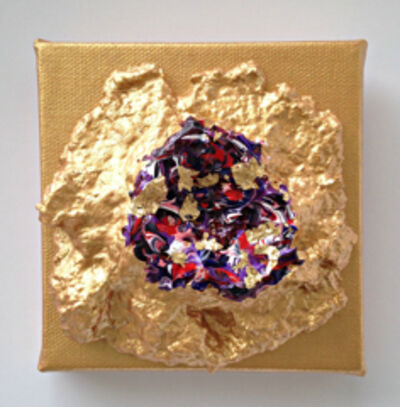 Mary J. Saran, 'Plaster Color Mass #3'