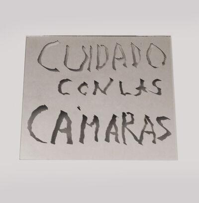 Nina Kovensky, 'Cuidado con las cámaras / De la serie Realidad Disminuida', 2018