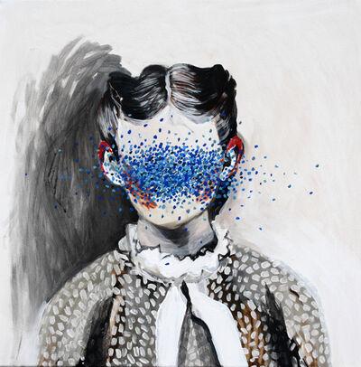 Hanna Ilczyszyn, 'Blue dots', 2015