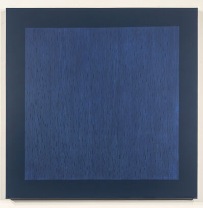 Phil Binaco, 'Blue Square No. 1', 2018