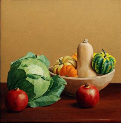 Ron Schwerin, 'Cabbage and Pomegranates '