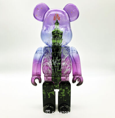 BE@RBRICK, 'Taipei 101 BE@RBRICK (Taipei Exclusive) ', 2017