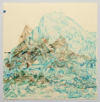Laleh Khorramian, 'Peaks 17', 2019