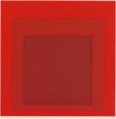 Josef Albers, 'GB 2', 1969