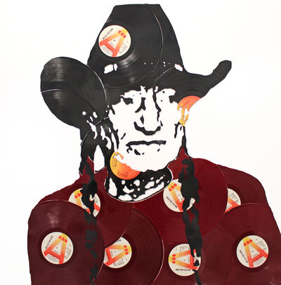Georges Monfils, 'Willie Nelson', GFA1201