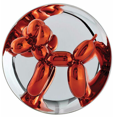 Jeff Koons, 'BALLOON DOG (ORANGE)', 2015