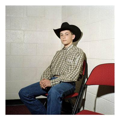 Collier Schorr, 'Young Rider', 2008