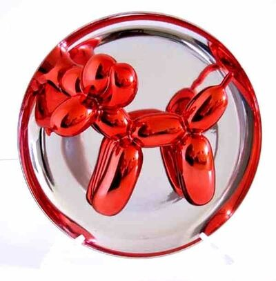 Jeff Koons, 'Balloon Dog (Red)', 1995