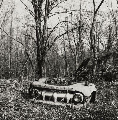 Walker Evans, 'Untitled, (Abandoned Truck Parts)', 1973