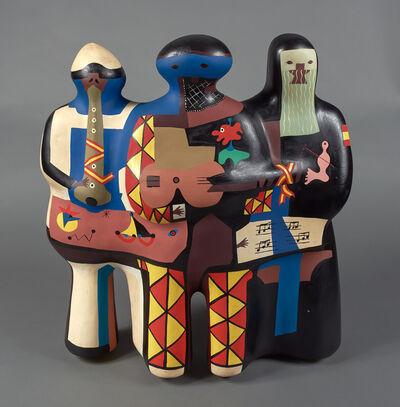 Equipo Crónica, 'Three Musicians', 1971