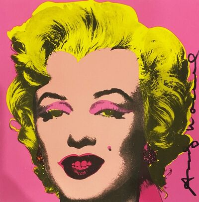 Andy Warhol, 'Marilyn Monroe (Castelli Graphics)', 1981