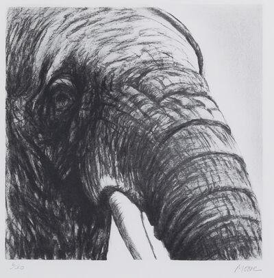 Henry Moore, 'Elephant's Head II', 1981