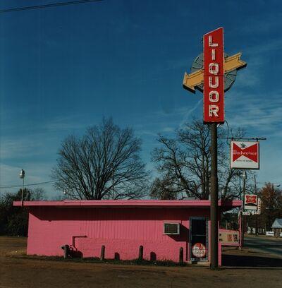 Derrick Santini, 'Pink liquor mart,  New Mexico, USA', 1989