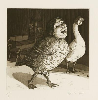 Paula Rego, 'Goosey Goosey Gander', 1989