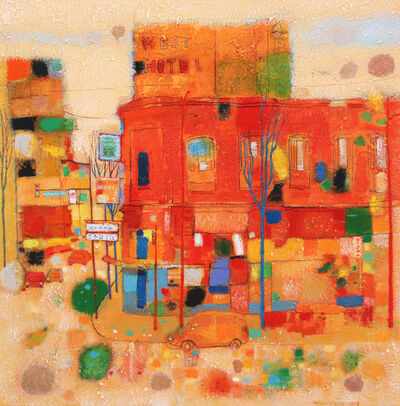Hashim Hannoon, 'August'