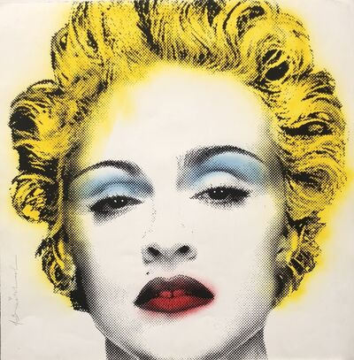 Mr. Brainwash, 'Madonna', 2011