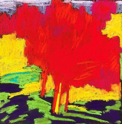 Marshall Noice, 'Yellow Bank', 2021