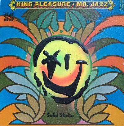Vernon O'Meally, 'King Pleasure - Mr. Jazz', 2018