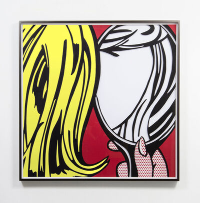 Jose Dávila, 'Untitled (Girl in Mirror) II', 2019