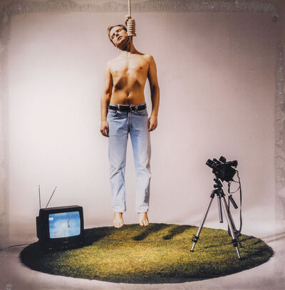 Robert Gligorov, 'Performance', 1997
