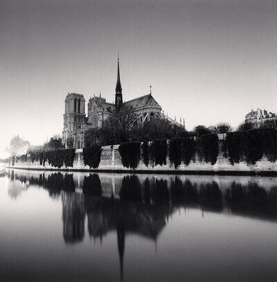Michael Kenna, 'Notre Dame, Study 3, Paris, France', 1987