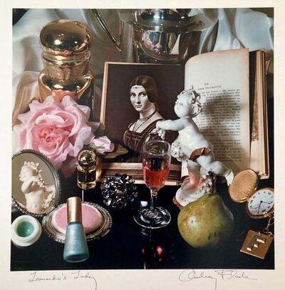 Audrey Flack, 'Leonardo's Lady', 1983-1984