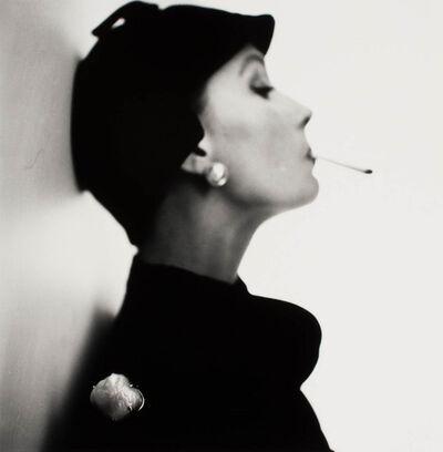 Irving Penn, 'Velvet Helmet Hat (Sue Jenks)', 1949