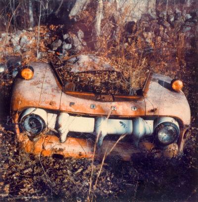 Walker Evans, 'Junk Yard Truck Grill, West Lyme, Connecticut', 1973-1975