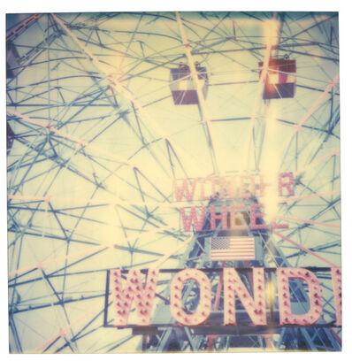 Stefanie Schneider, 'Wonder Wheel from the movie Stay based on a Polaroid', 2006
