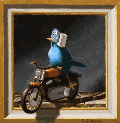 Shawn Sullivan, 'Blue Rider', 2021