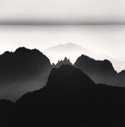 Michael Kenna, 'Huangshan Mountains, Study 2, Anhui, China', 2008