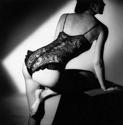 Jeanloup Sieff, 'Back ist beautiful, Paris', 1985