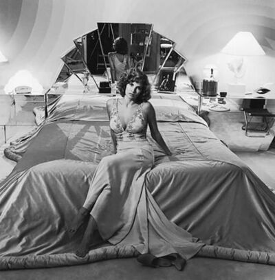 Terry O'Neill, 'Raquel Welch in Her Bedroom ', ca. 1976