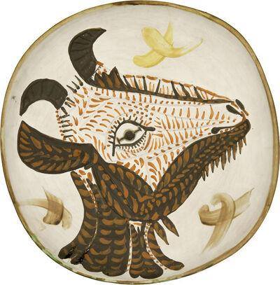 Pablo Picasso, 'Tête de chèvre de profil', 1952