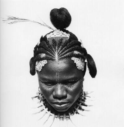J.D. 'Okhai Ojeikere, 'Etine Uton Eku, Hairstyles', 1974