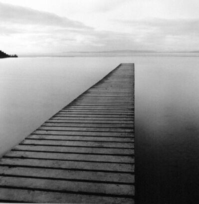Michael Kenna, 'Plank Walk, Morecambe, Lancashire, England, 1992', 1992