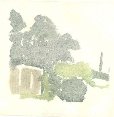 Giorgio Morandi, 'Landscape ', 1973