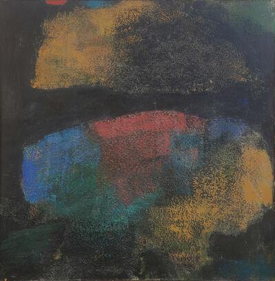 Adeine de la Noe, 'Abstract Clouds', ca. 1960s